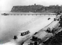 North Bay and North Pier, Scarborough
